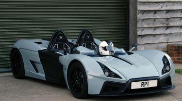 元素RP1:新英国跑车透露