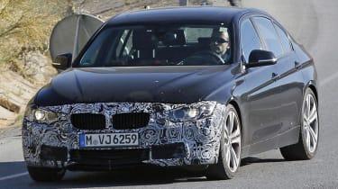 Fackifted BMW 3系列再次欣慰