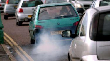 柴油车被城市的污染收费击中