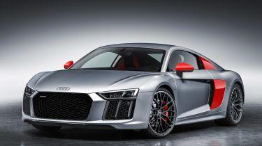 新奥迪R8奥迪运动版庆祝品牌的赛车历史
