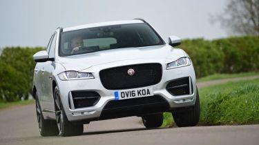 Jaguar XE,XF和F-Pace Gain 296BP 2.0升汽油发动机