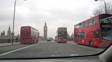 伦敦的司机面对罚款