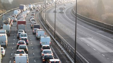 这是英国最慢的高速公路?
