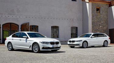 新的4曲线发动机Bolster BMW 5系列和7系列范围