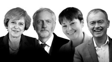 2017年大选:联盟政府对驾驶者的意思是什么?
