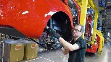 Vauxhall Astra生产可以搬出英国后发布