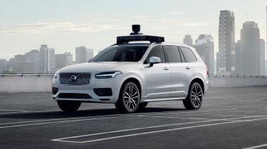 沃尔沃推出无人驾驶的生产汽车