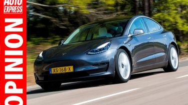 '特斯拉需要将其放在电动车制造商的地方