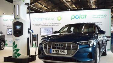 BP Chargemaster推出了新的150kW超快速充电器