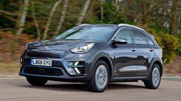 去年英国的插件汽车数量增长了75%