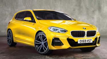 新的2019 BMW M135i设置为302BHP启动