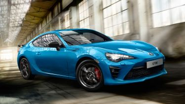 丰田GT86轴向为下一代模型提供方式