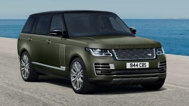 新的旗舰系列Rover SVAutobographorgraphy终极版本揭幕