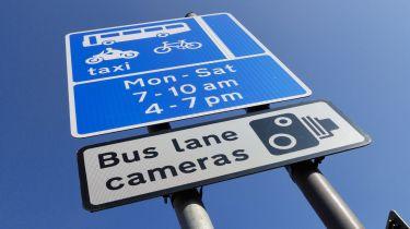 2019年,司机在公交车道罚款中支付了近60万英镑