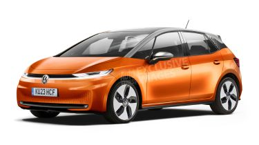 新的大众汽车ID.1电动超级延迟到2025年