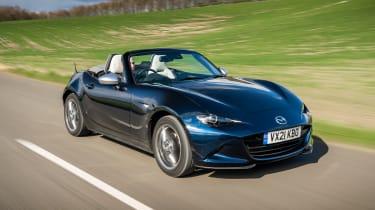 限量版Mazda MX-5运动风险企业立即出售