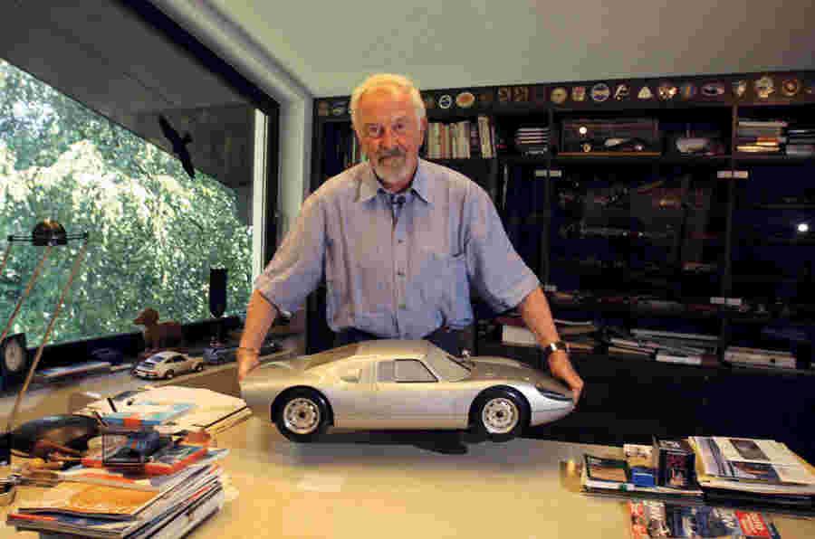 Ferdinand保时捷:1935-2012